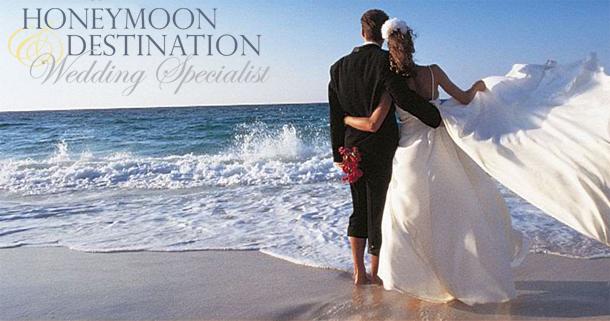 Honeymoon Destination Wedding Specialist
